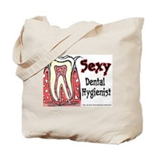 Sexy Dental Hygienist 2005 Tote Bag
