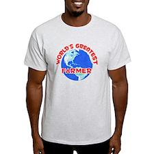 World's Greatest Farmer (F) T-Shirt