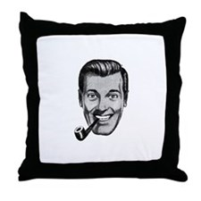 Cute Know Throw Pillow