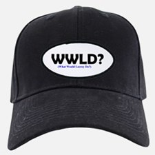WWLD on Front Baseball Hat