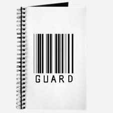 Guard Barcode Journal