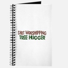 Dirt Worshipping Tree Hugger Journal
