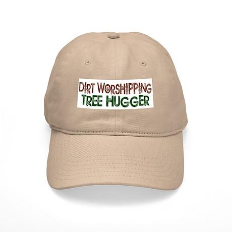 Dirt Worshipping Tree Hugger Cap