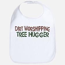 Dirt Worshipping Tree Hugger Bib