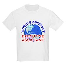 World's Greatest Execu.. (E) T-Shirt