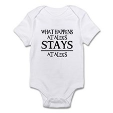 STAYS AT ALEX'S Infant Bodysuit