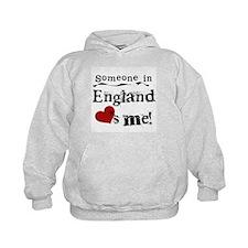 England Loves Me Hoodie