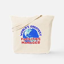 World's Greatest Facil.. (E) Tote Bag