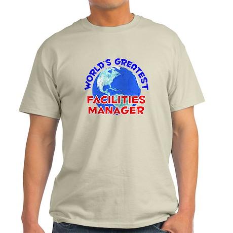 World's Greatest Facil.. (E) Light T-Shirt