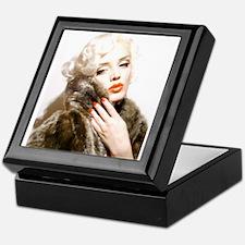 Unique Marilyn warhol Keepsake Box