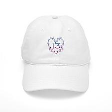 Thirteenth Birthday Baseball Cap