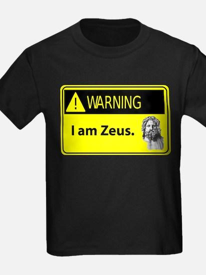 Warning: I Am Zeus T