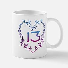Thirteenth Birthday Mug