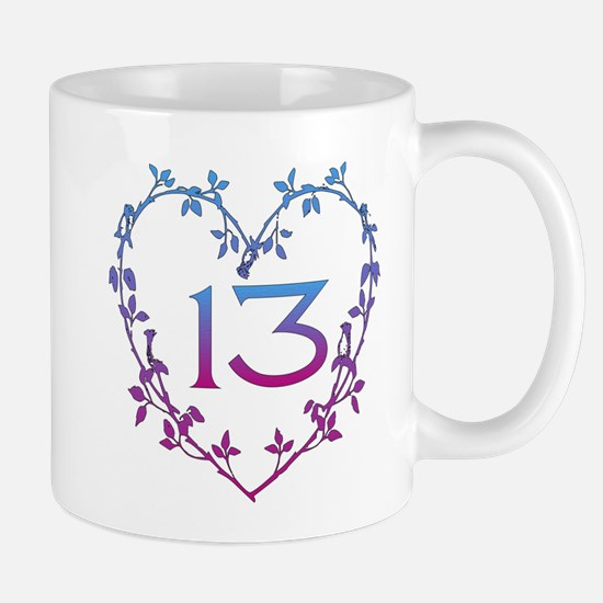 Thirteenth Birthday Mug