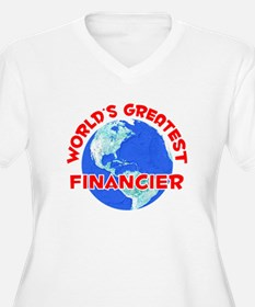 World's Greatest Finan.. (F) T-Shirt