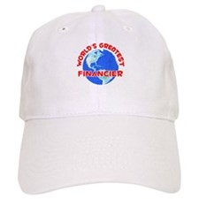 World's Greatest Finan.. (F) Baseball Cap