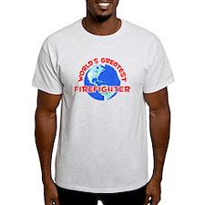 World's Greatest Firef.. (F) T-Shirt