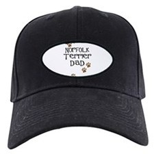 Norfolk Terrier Dad Baseball Hat