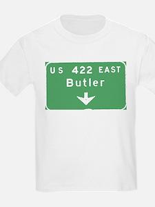 Butler PA Exit T-shirts T-Shirt