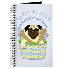 Easter Puggy 2 Journal