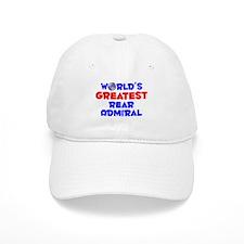 World's Greatest Rear .. (A) Baseball Cap