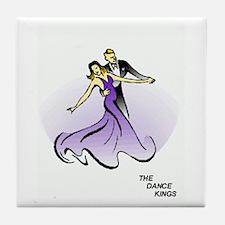 Dance Mug Tile Coaster