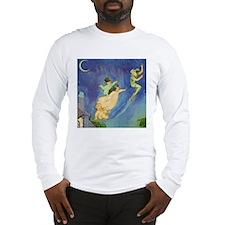 PETER PAN, JOHN & WENDY FLY Long Sleeve T-Shirt