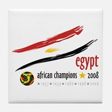 Egypt African Cup of Nations 2008 Tile Coaster