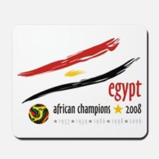 Egypt African Cup of Nations 2008 Mousepad