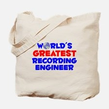 World's Greatest Recor.. (A) Tote Bag