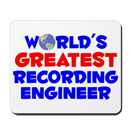 World's Greatest Recor.. (A) Mousepad