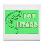 Lot Lizard Summer 2005 Tile Coaster