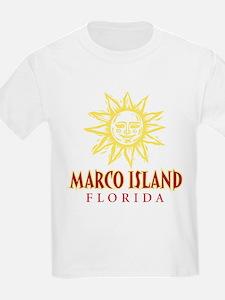 Marco Island Sun - T-Shirt