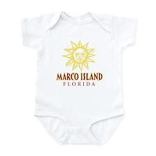 Marco Island Sun - Infant Bodysuit