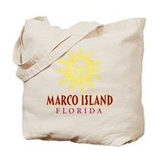 Marco Island Sun - Tote or Beach Bag
