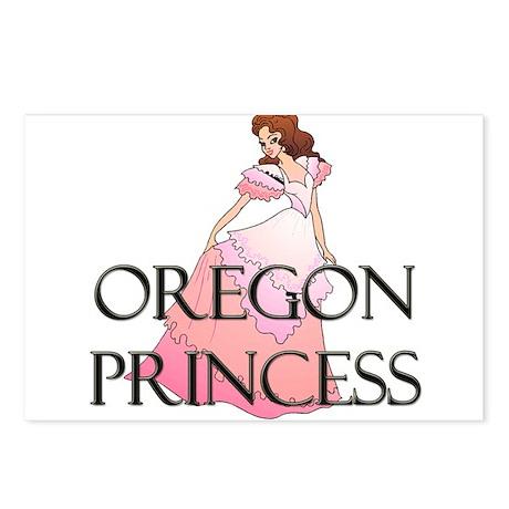 Oregon Princess Postcards (Package of 8)