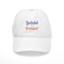Beelzebub for President Baseball Cap