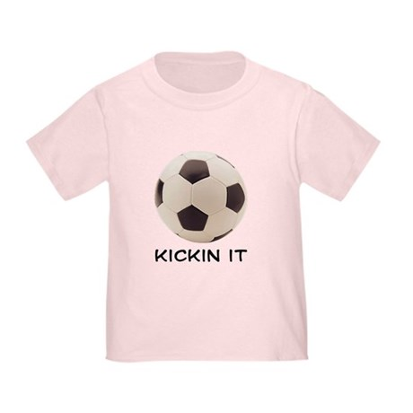 Soccer Ball Toddler T-Shirt