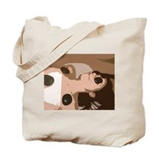 Hot Rock Massage Tote Bag