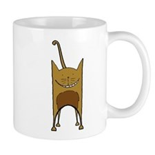 Chocolate Cat Mug