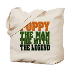 Poppy - The Legend Tote Bag