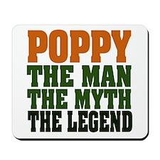 Poppy - The Legend Mousepad