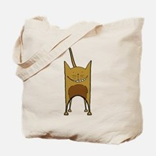 Chocolate Cat Tote Bag