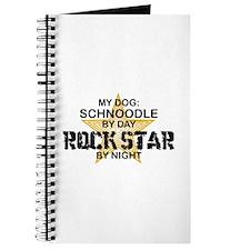 Schnoodle RockStar Journal