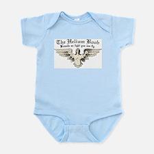 Helium Boob Flight Infant Creeper