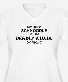 Schnoodle Deadly Ninja T-Shirt