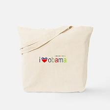 ::: I Heart Obama ::: Tote Bag