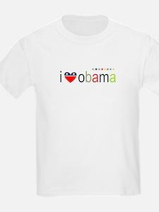 ::: I Heart Obama ::: T-Shirt