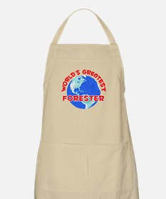 World's Greatest Fores.. (F) BBQ Apron