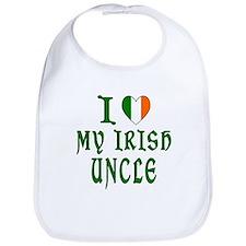 I Love My Irish Uncle Bib